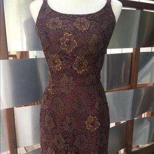 VTG 1960's Wiggle Dress